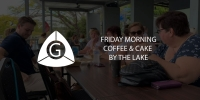 Friday Coffee & Cake by the Lake 2021-03-19